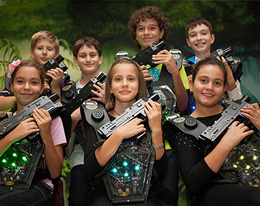 Despre Jungle Laser Tag Mania